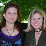 Elynn Alexander and Heather Schmidt