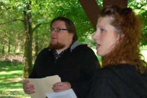 Tim Murray and Elynn Alexander, Poetry, Ohio