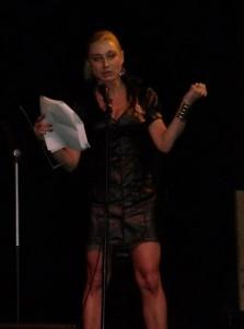 Zarina Zabrisky. Full Of Crow. Elynn Alexander 2012