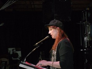Elynn Alexander. Poetry. Cleveland Poetry Crawl, Broken Pulpit Poetry Reading. Lynn Alexander.