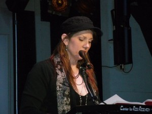Elynn Alexander. Cleveland Poetry Crawl, Broken Pulpit Poetry Reading. Poetry. Easton, PA.
