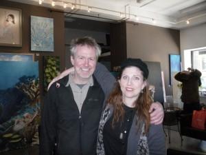Elynn Alexander. Paul Duda Gallery. Cleveland.