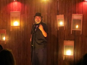Michael Rothenberg. Full Of Crow's Second Annual Toxic Abatement Poetry Fest. Viracocha, San Francisco.