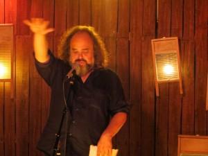 Paul Corman-Roberts, Full Of Crow press, Nomadic Press, Indigent Press, Oakland Poet. Full Of Crow's Second Annual Toxic Abatement Poetry Fest. Viracocha, San Francisco.