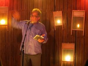 Neeli Cherkovski. Poetry. Full Of Crow's Second Annual Toxic Abatement Poetry Fest. Viracocha, San Francisco.