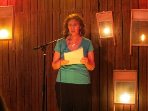 Sandra Wassilie. Full Of Crow's Second Annual Toxic Abatement Poetry Fest. Viracocha, San Francisco.