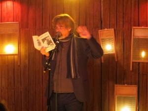 Michael Layne Heath. Full Of Crow's Second Annual Toxic Abatement Poetry Fest. Viracocha, San Francisco. Kendra Steiner Editions. Bill Shute.