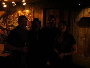"Elynn Alexander. David Madgalene. 'World Of Change"". Steve Goldberg. Michael Rothenberg. Naropa. Full Of Crow's Second Annual Toxic Abatement Poetry Fest. Viracocha, San Francisco."
