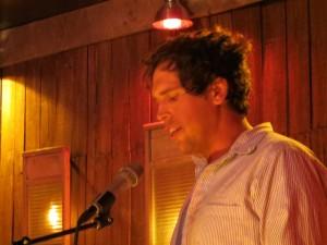 John Swain. Full Of Crow's Second Annual Toxic Abatement Poetry Fest. Viracocha, San Francisco. Poet. Kentucky.