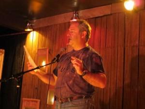 Steve Goldberg. Full Of Crow's Second Annual Toxic Abatement Poetry Fest. Viracocha, San Francisco.