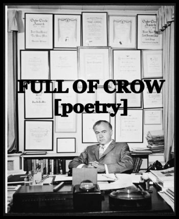 Full Of Crow Poetry