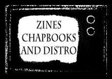 zines, chaps, books